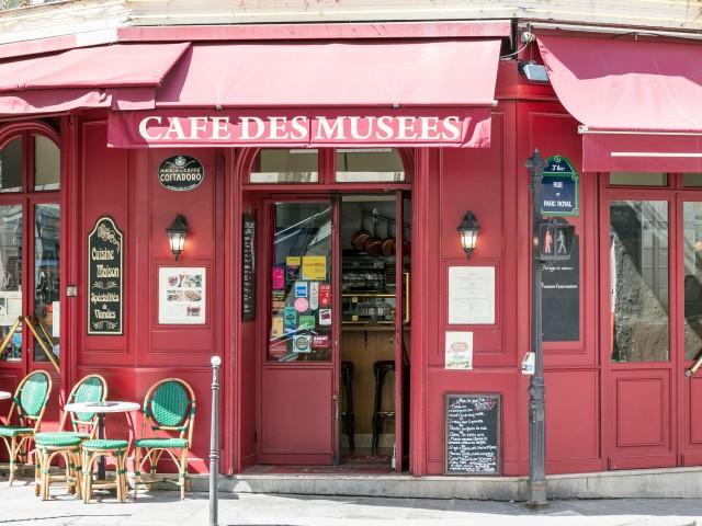 Café des Musées